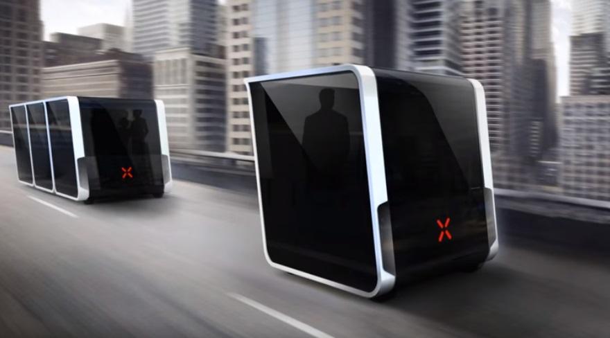 곽노필의 미래창 187 교통 도시 교통의 미래 모듈카 군단